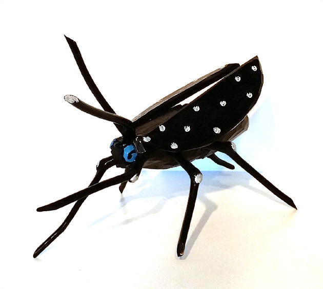 Ransford Naugler Black Bug
